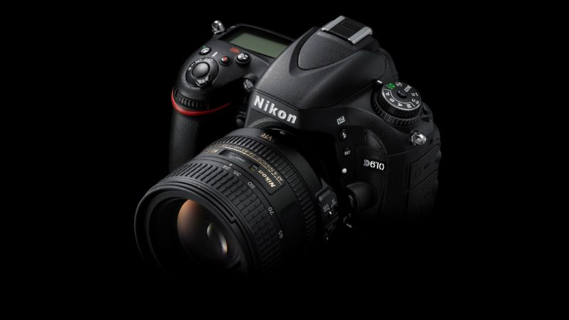 Nikon D610 – aparatul profesionist pentru fotografii amatori