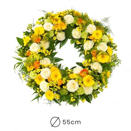 Aranjamente din flori naturale pentru ocazii triste